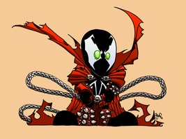 I Geek Weekly: Spawn by JoshuaFitzpatrick