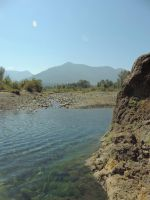 Vedder river~8/26/2014~2 by Mathayis