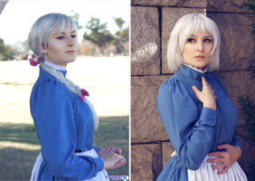 Sophie Hatter by CosplayInABox