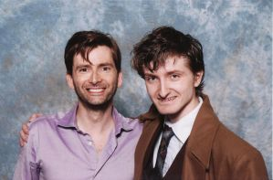 David Tennant by MBaca42