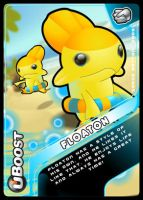 Floaton card by ARM0UR0S