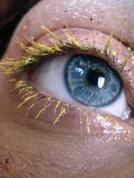 glitter eye I by ftourini-stock