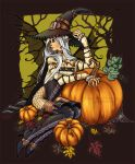 Hallow's Fae by Michelle84 (COLORS) by carol-colors