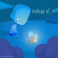 What if - Original by neonblaze