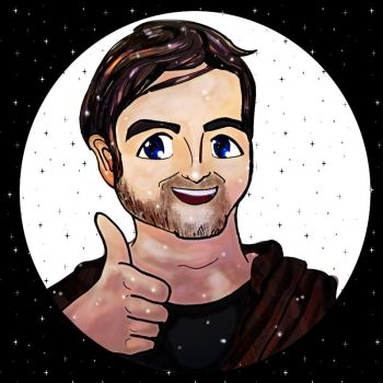 Noble Panda Youtube Avatar by clerrabellis