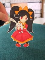 Paper Children 2: Ashley by cafe-delight