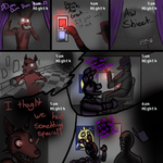 Another Five Nights at Freddy's by RiddersmanGrim
