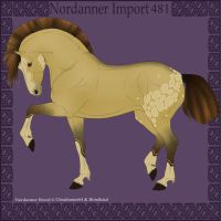 Nordanner Import 481 by Cloudrunner64