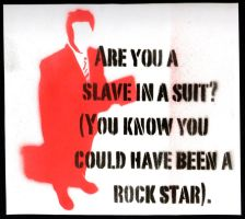 Slave in a Suit by tetress