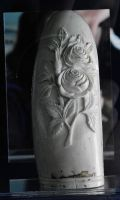 Scrimshaw, a rare and dying art by LadyGhostEyes