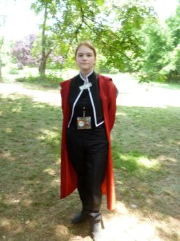 Edward Elric by tisnarutard