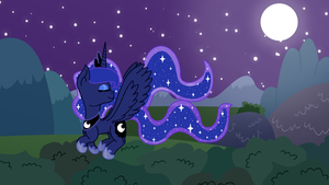 What A Beautiful Night by raelin11
