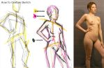 Gesture Sketch ::Tutorial:: by lavonia