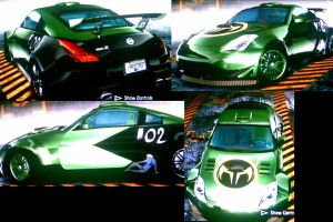 NFS:PS Fairlady Z33 02 by Maneir