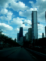 Chicago and Sears Tower by dusthimself