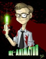 Herbert West - Reanimator by benhaith