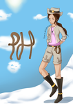Club Penguin - PH [Humanized] by GalaxiasHM