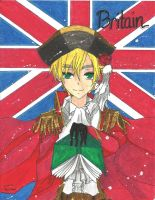 England/ Britain by flor03