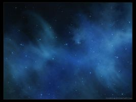 Moment in space LXXXV by Funerium