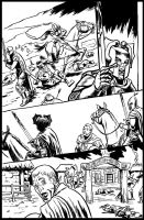 TEUTON: Volume 1 - 11 by ADAMshoots