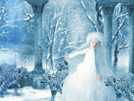 Little Snowqueen loves Snowflakes - updated by Jassy2012