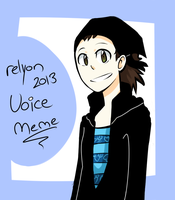 relyon: VOICE MEME by relyon