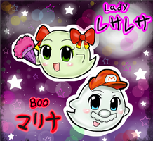 bow y boo mario by marshie-chan