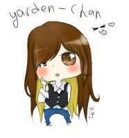 Yarden Chan XP by MaiChuu