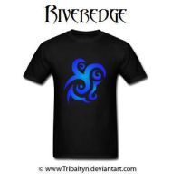Tribal Shirt: Riveredge by tribaltyn