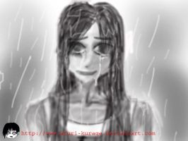 cry in the rain by Afuri-Kurage