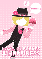 Love, Cupcakes and Happiness by Eniotna