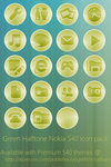 Green 7 Ultimate icon pack by cyogesh56