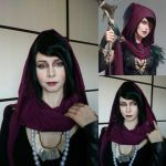 Witch of the Wilds. Cosplaytest by Fealin-Meril