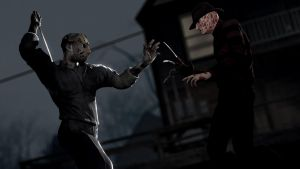 Freddy Vs. Jason by WitchyGmod