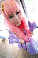 Macross Frontier: Sheryl Nome by z3LLLL