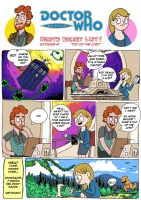 DWR Daisy's Bucket List Ep 1: Page 1 by Hamishmash