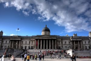 National Gallery Building by Nick356