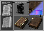 Book (Incantartum Dragonomicon) Breakdown by Dandoombuggy