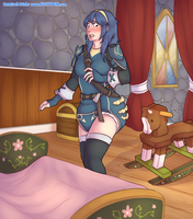 Lucina Caught in the Act by Carnival-Tricks