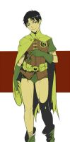 robin by fish-ghost