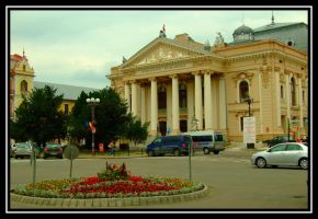State theater, Nagyvaarad by HubyLaaner