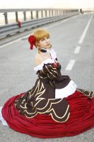 The Golden Witch Beatrice - Umineko by Bexxin