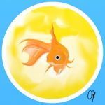 Goldfish by reversalverbal1103