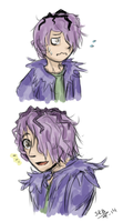 Garry Doodles by LadyVentuswill