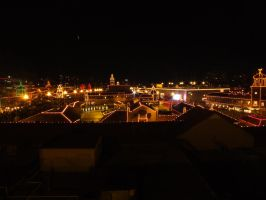 The Country Club Plaza Lights by DecThePixter
