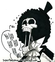 Brook by SupaCrikeyDave
