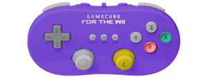GameCube Classic Controller by etherlad
