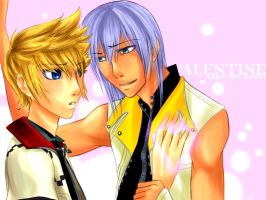 KH - Sharing - Entry 7 by Rikuroku