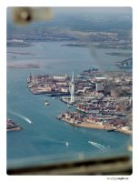 Portsmouth Harbour by cubemb