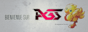 Banner All Geek Station 1 by Crazy-Sweet